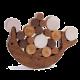 Развивающие игрушки из дерева