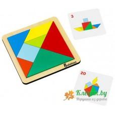 Танграм + карточки