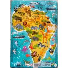 """Пазл """"Африка"""""""