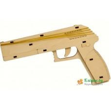 Пистолет (резинкострел)