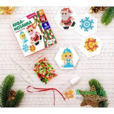 Аквамозаика «Дед мороз»
