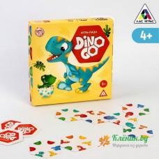 """Игра """"Dino Go"""""""